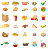 Mixed food Royalty Free Stock Photography