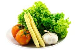 Mixed fresh vegetable Royalty Free Stock Image