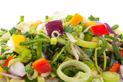 Mixed fresh vegetables Stock Images