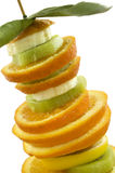 Mixed fruit Royalty Free Stock Photo
