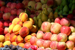 Mixed fruit Royalty Free Stock Images