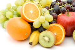 Mixed fruit Royalty Free Stock Photo