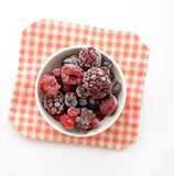 Mixed fruit berries Royalty Free Stock Photo