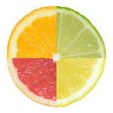 Mixed fruit Royalty Free Stock Photography