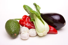 Mixed Fruit n Veg Royalty Free Stock Images