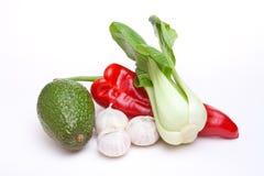 Mixed Fruit n Veg Stock Image