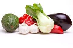 Mixed Fruit n Veg Royalty Free Stock Images