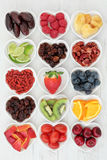 Mixed Fruit Selection Royalty Free Stock Photos