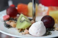 Mixed fruit. Stock Photos
