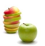 Mixed fruits Royalty Free Stock Image