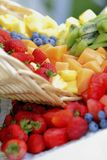 Mixed Fruits Stock Photos