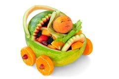 Mixed Fruits Stock Image