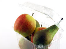 Mixed Fruits Package Royalty Free Stock Photo
