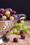 Mixed Grapes Stock Photography