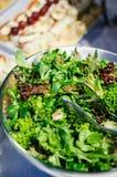 Mixed greens salad Stock Photos