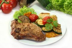 Mixed grill Royalty Free Stock Photography
