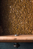 Mixed ground spices close up Royalty Free Stock Photography