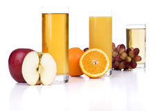 Mixed Juice Stock Image