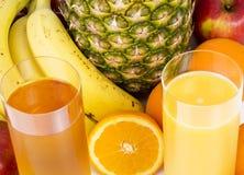 Mixed Juice royalty free stock image