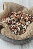 Mixed legumes Stock Photos