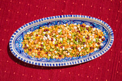 Mixed legumes Royalty Free Stock Photos