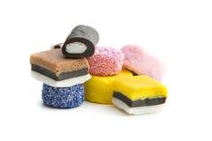 Mixed liquorice candies Stock Photo