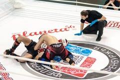 Mixed Martial Arts. Royalty Free Stock Photography