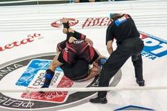 Mixed Martial Arts. Stock Photo