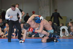 Mixed Martial Arts in Dnipropetrovsk Stock Images