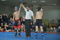 Mixed Martial Arts in Dnipropetrovsk Stock Photography