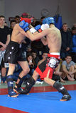 Mixed Martial Arts in Dnipropetrovsk Royalty Free Stock Images