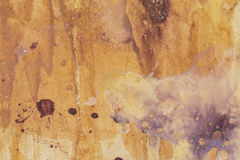 Mixed Media Abstract Texture Royalty Free Stock Images