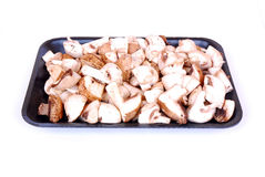 Mixed mushrooms Royalty Free Stock Photography