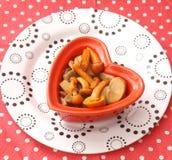 Mixed mushrooms Royalty Free Stock Photography