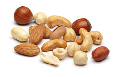Mixed Nut Stock Images