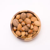 Mixed Nuts Royalty Free Stock Photography