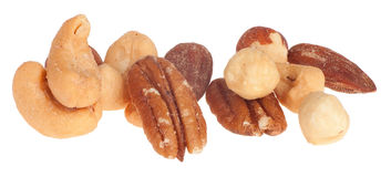 Free Mixed Nuts Stock Photography - 18883892
