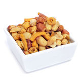 Mixed nuts Stock Photos