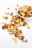 Mixed Nuts Royalty Free Stock Photo