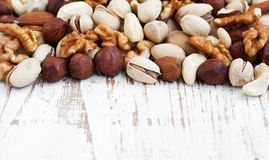 Free Mixed Nuts Stock Photography - 32673132
