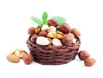 Free Mixed Nuts Royalty Free Stock Image - 32943476