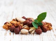 Free Mixed Nuts Royalty Free Stock Image - 33684416