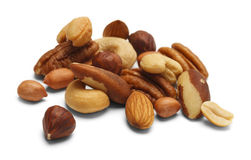 Free Mixed Nuts Royalty Free Stock Image - 36269216