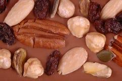 Mixed Nuts royalty free stock photos