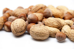 Free Mixed Nuts Stock Photos - 37977073