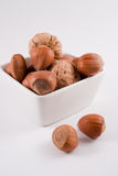 Mixed nuts Stock Image