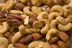 Free Mixed Nuts Royalty Free Stock Photo - 64240145