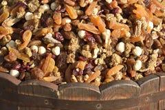 Mixed nuts Royalty Free Stock Image