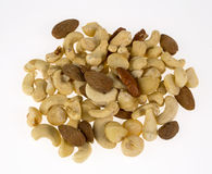 Mixed Nuts! Royalty Free Stock Images