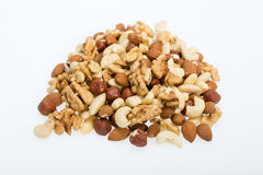 Mixed nuts Royalty Free Stock Image